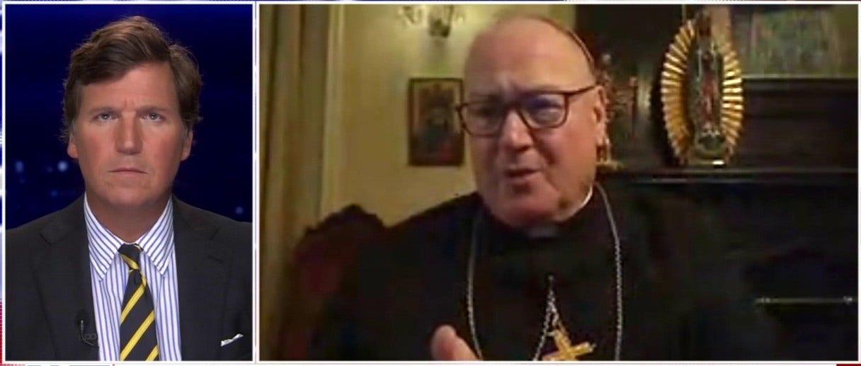 Ο καρδινάλιος Ντόλαν, λέει το μήνυμα του Πάσχα, το Πάσχα είναι πιο ζωντανά από ποτέ