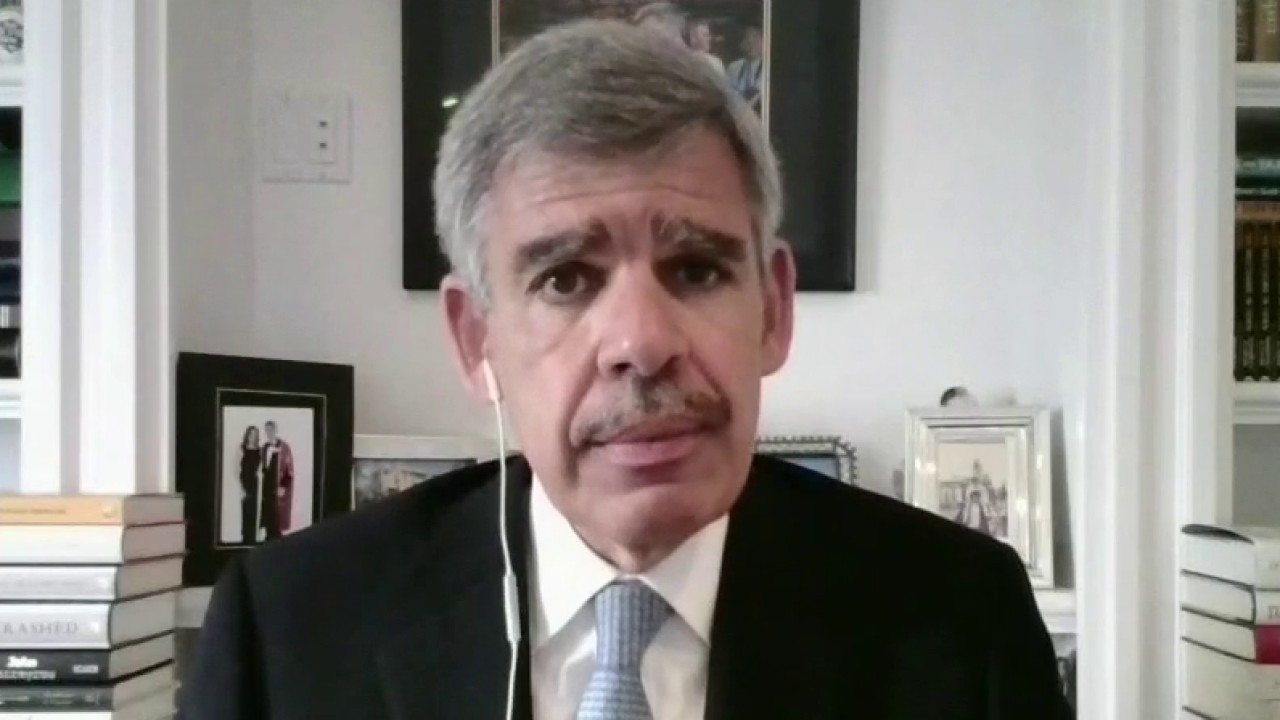 Mohamed El-Erian: Jobless numbers are