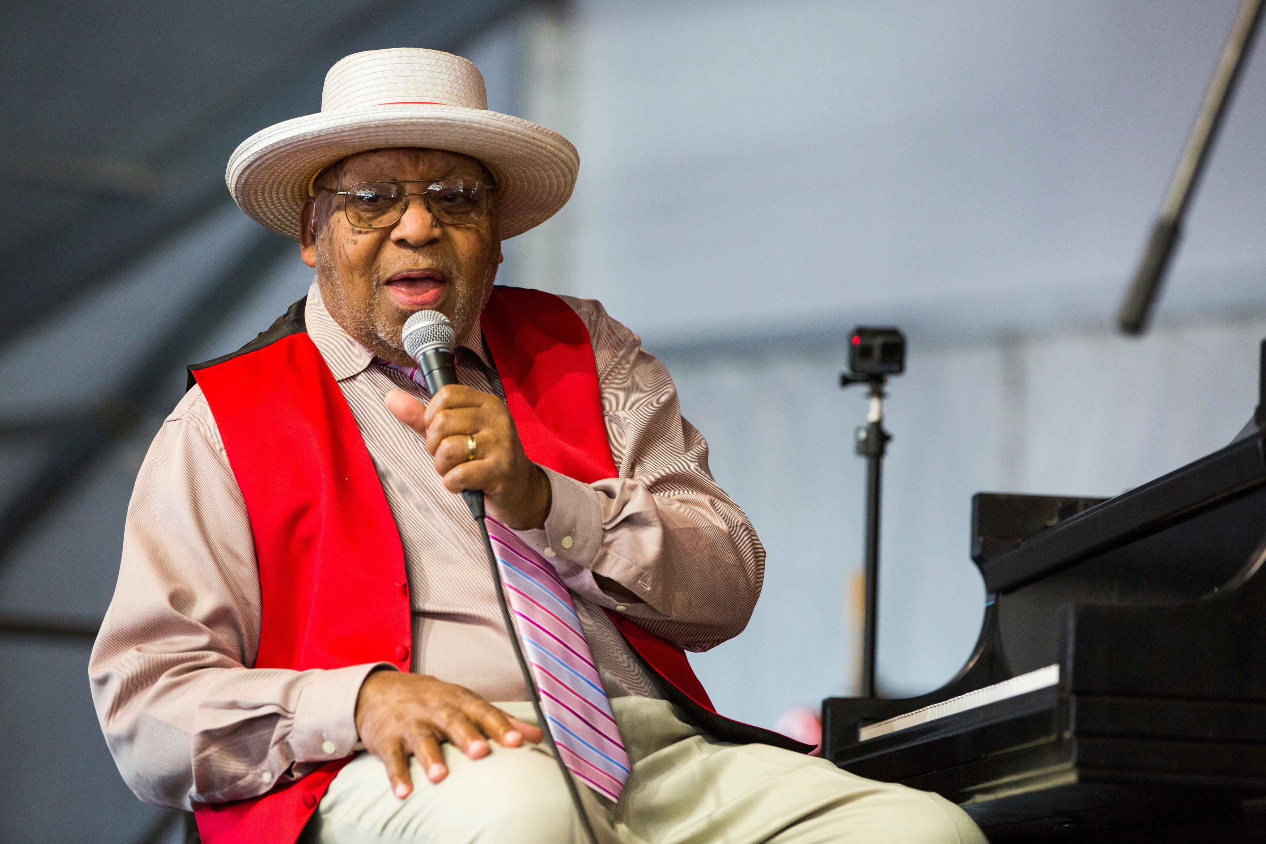 Jazz great Ellis Marsalis Jr. dead at 85...