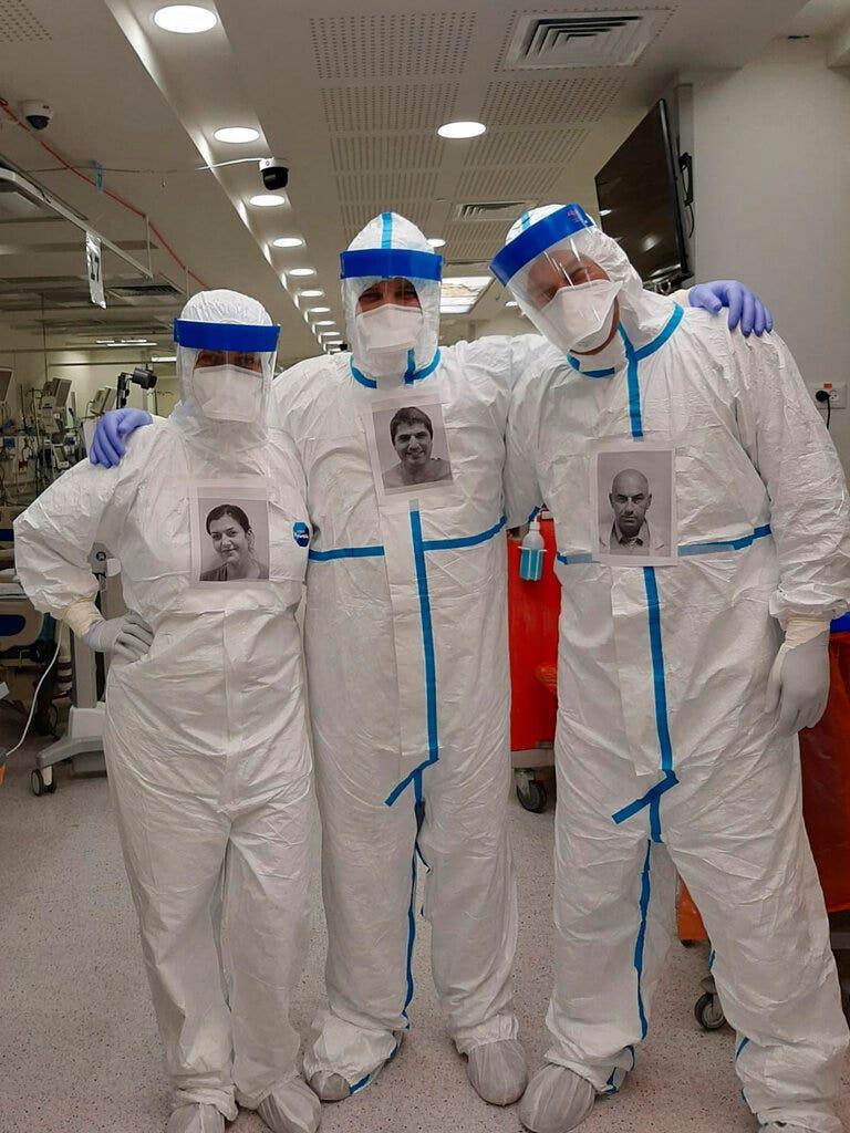Tuesday's Global Look: Coronavirus Impact (April 14)