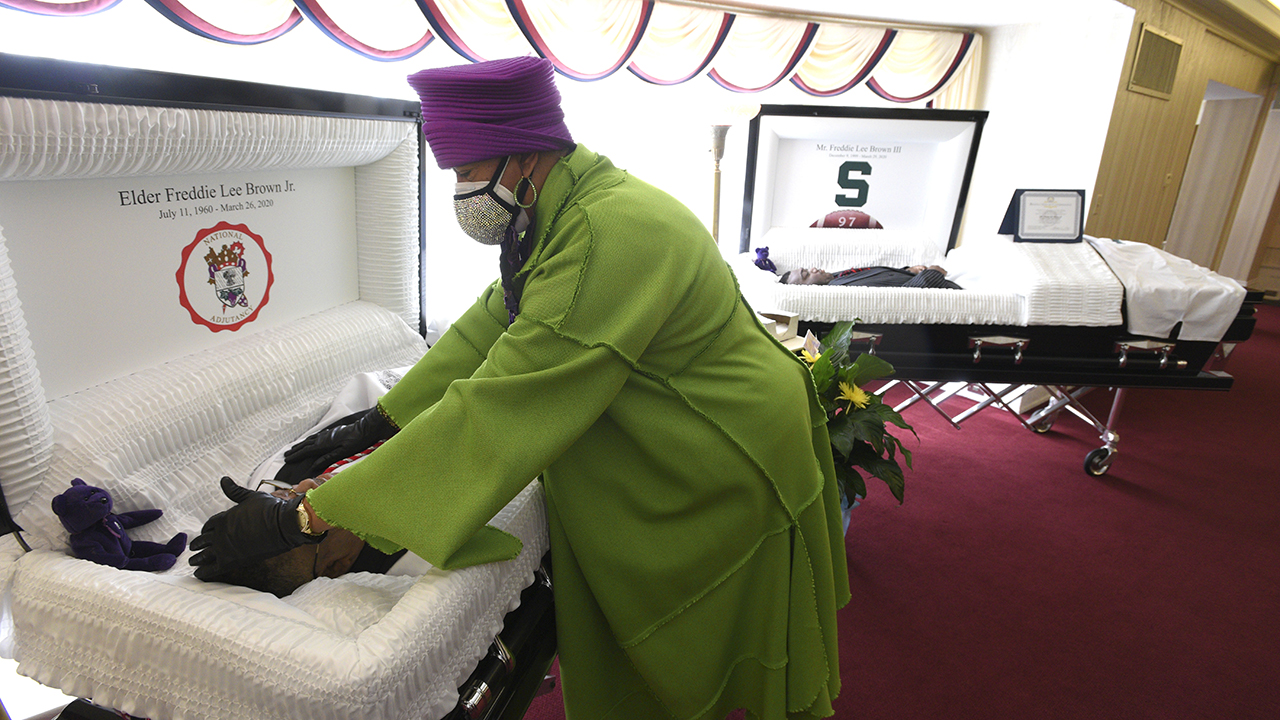 Michigan man and son, 20, laid to rest after losing battle to coronavirus within 3-day span