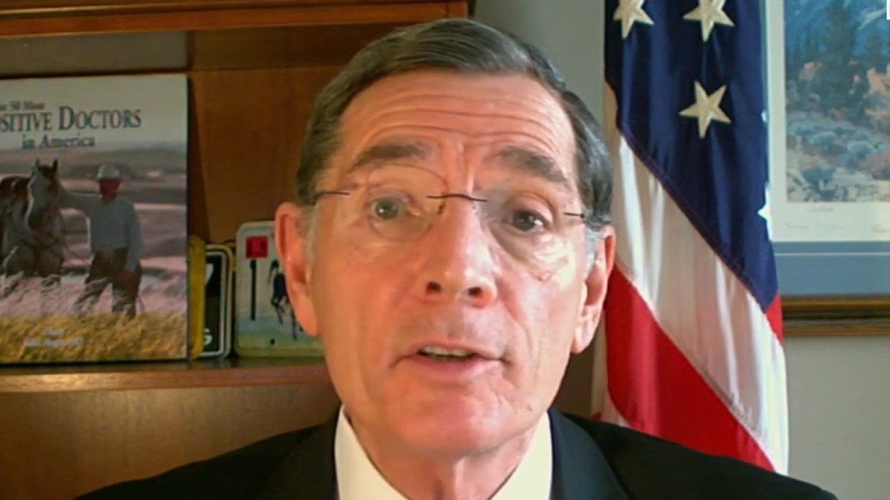 Westlake Legal Group Barrasso- Sen. Barrasso on economic impact of coronavirus pandemic: 'It is time to reopen America' Talia Kaplan fox-news/us/us-regions/west/wyoming fox-news/shows/sunday-morning-futures fox-news/politics fox-news/media/fox-news-flash fox-news/health/infectious-disease/coronavirus fox news fnc/media fnc article 849c0bd9-dc46-5c7e-8a52-265147a9ab59