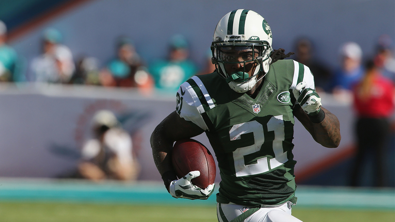 Former NFL running back Chris Johnson says big regret was signing with Jets: