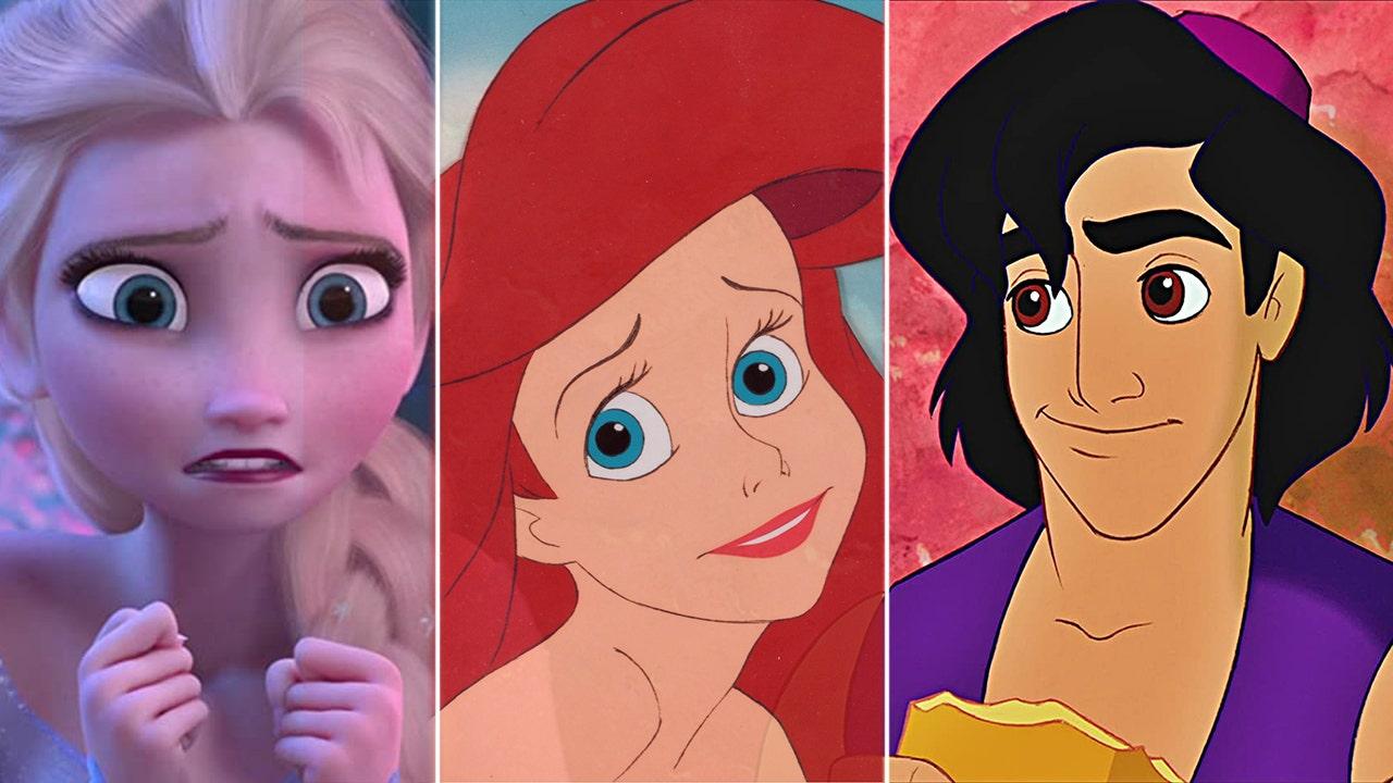 Schauspieler spielt ikonischen Disney-Figuren in Quarantäne, verleiht den songs coronavirus update
