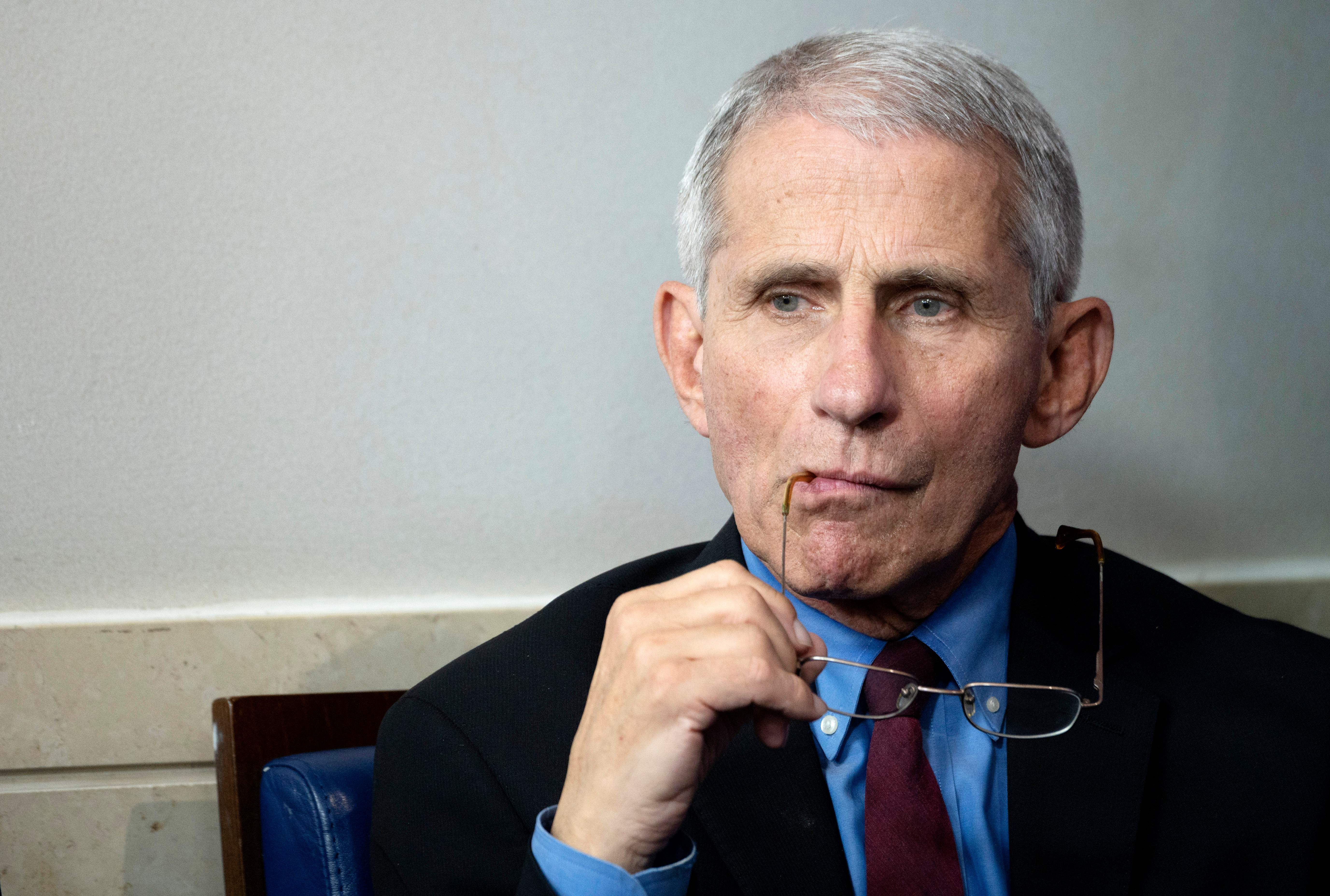 Dr. Anthony Fauci: Petition an den Namen doctor