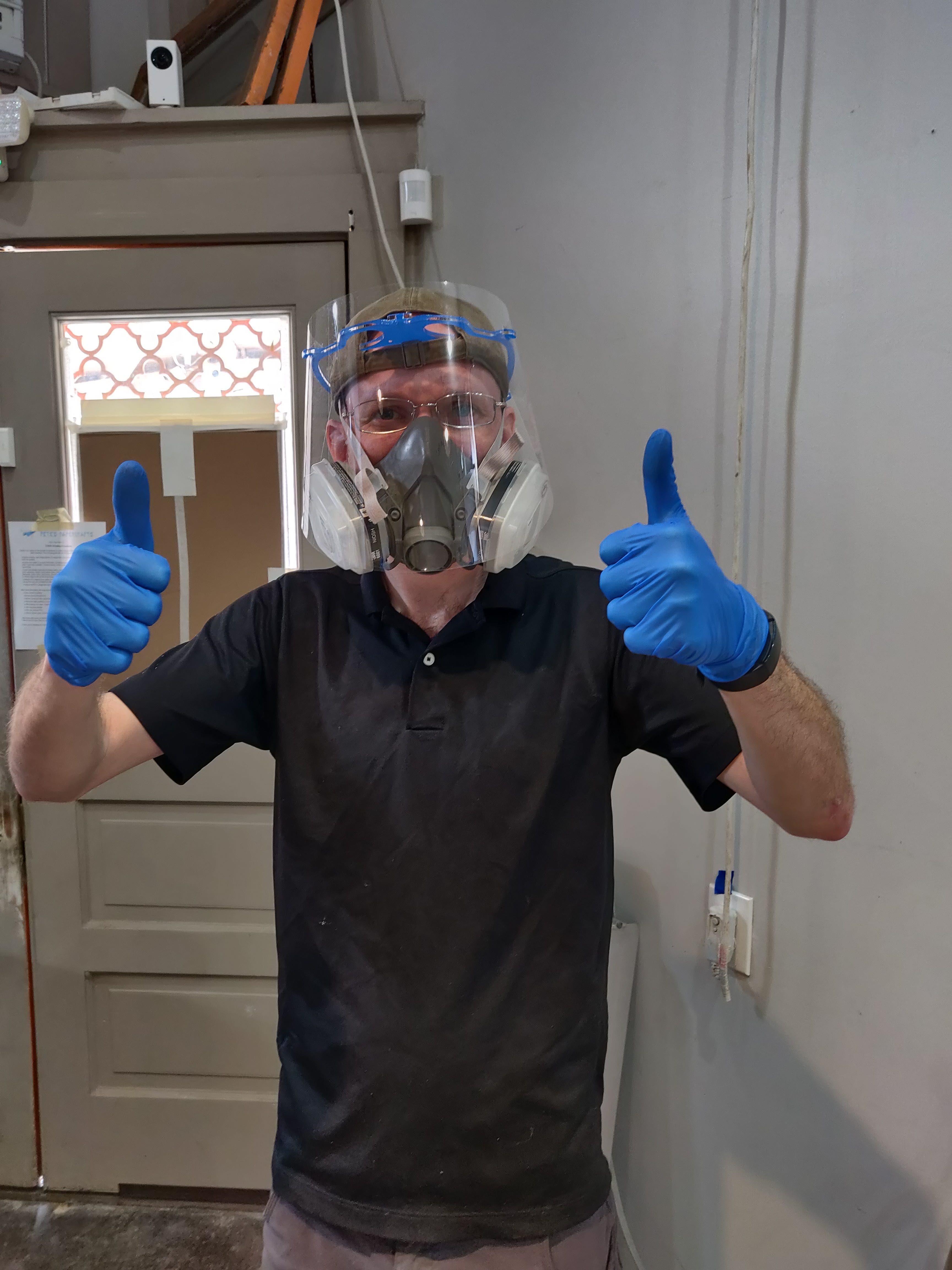 Die Amerikaner Schritt bis zu entschärfen PSA-Mangel während der coronavirus-Krise