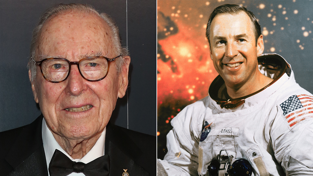 Apollo 13 commander Jim Lovell on coronavirus: 'We've got a problem. And how do we solve it'