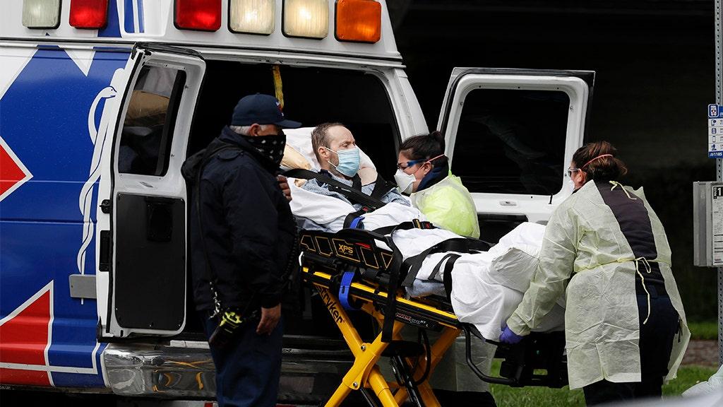 Kalifornien Pflege Einrichtung gezwungen, zu evakuieren, nachdem viele Mitarbeiter gescheitert zu zeigen, bis inmitten coronavirus, sagen die Beamten