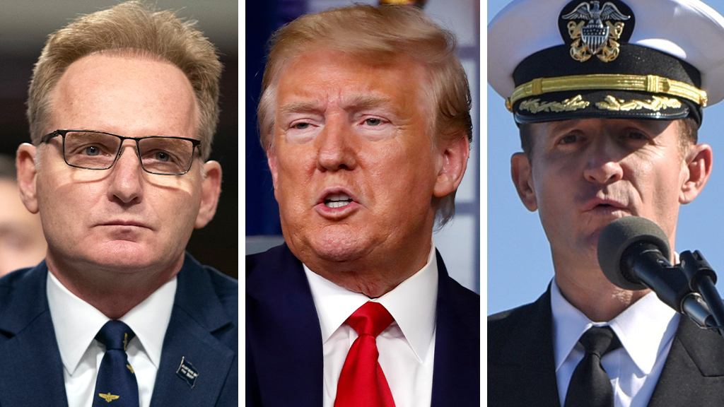 Trump scolds ousted USS Theodore Roosevelt commander for coronavirus letter; Navy boss apologizes for reaction - Fox News 3