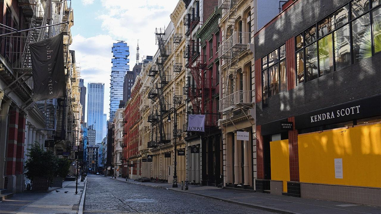New York wurde erdrückt von COVID-19. Andere US-Städte, die verschont werden?