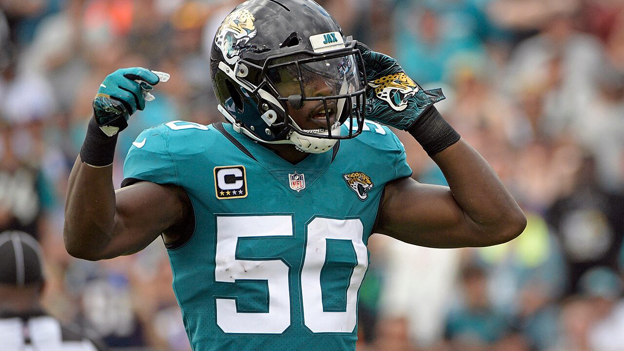 Former Jaguars LB Telvin Smith Arrested