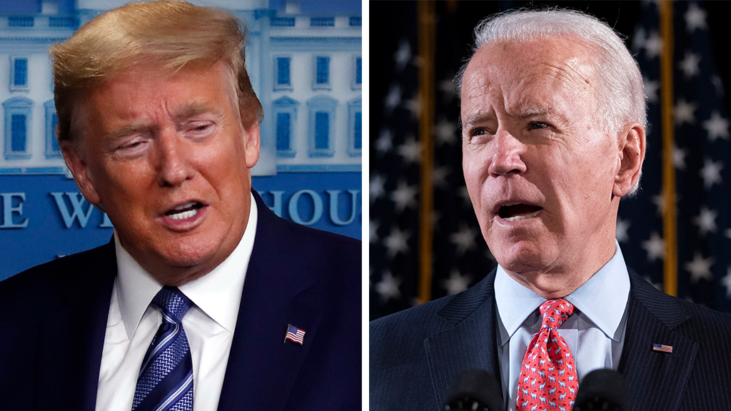 Trump campaign asks Twitter to mark Biden coronavirus ad as manipulated media, but company refuses thumbnail