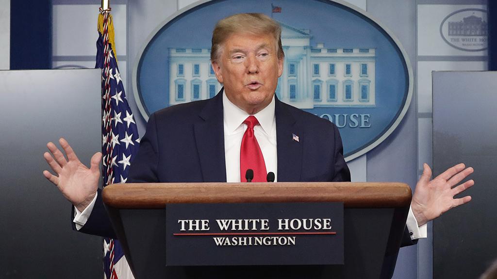 Westlake Legal Group Trump-Briefing-413 David Bossie: Trump coronavirus plan carefully balances America's public health and economic needs fox-news/person/donald-trump fox-news/opinion fox-news/health/infectious-disease/coronavirus fox-news/health/infectious-disease fox-news/health fox news fnc/opinion fnc David Bossie article 7d3df825-35d7-556b-8f33-2238746c5614