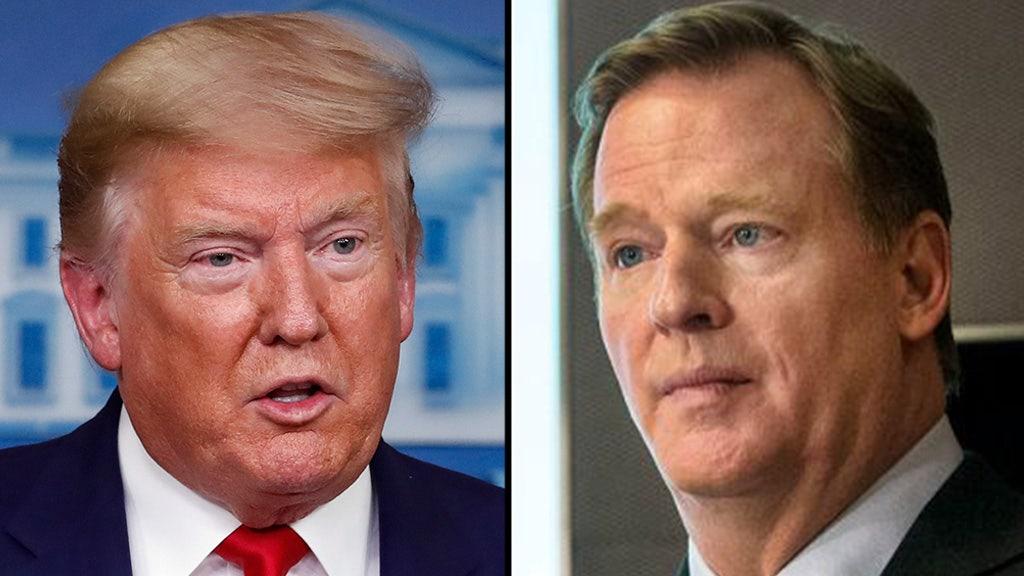Trump optimis NFL musim ini akan mulai tepat waktu dengan harapan kipas angin-diisi berdiri: laporan