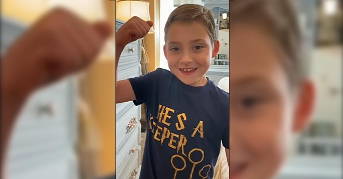 Tennessee 6-jährige mit zystischer Fibrose beats coronavirus: 'Danke, Gott,' Mama sagt