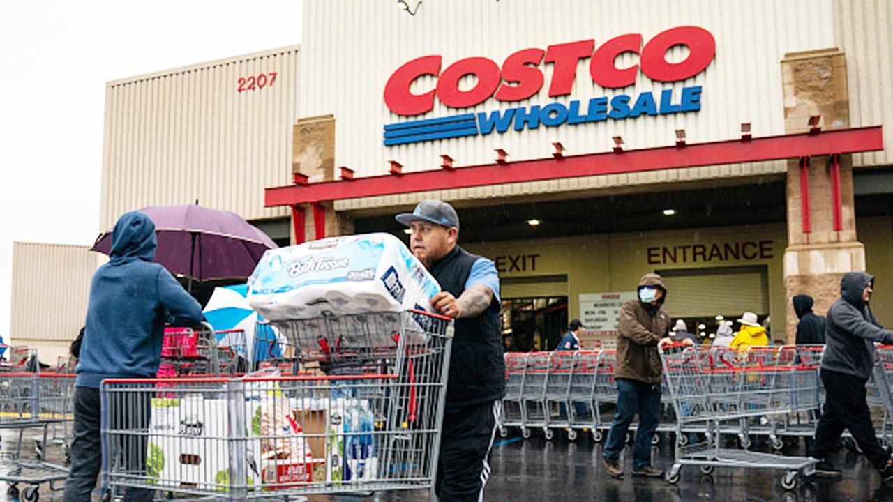 Costco's sales up 12 percent amid coronavirus outbreak - fox
