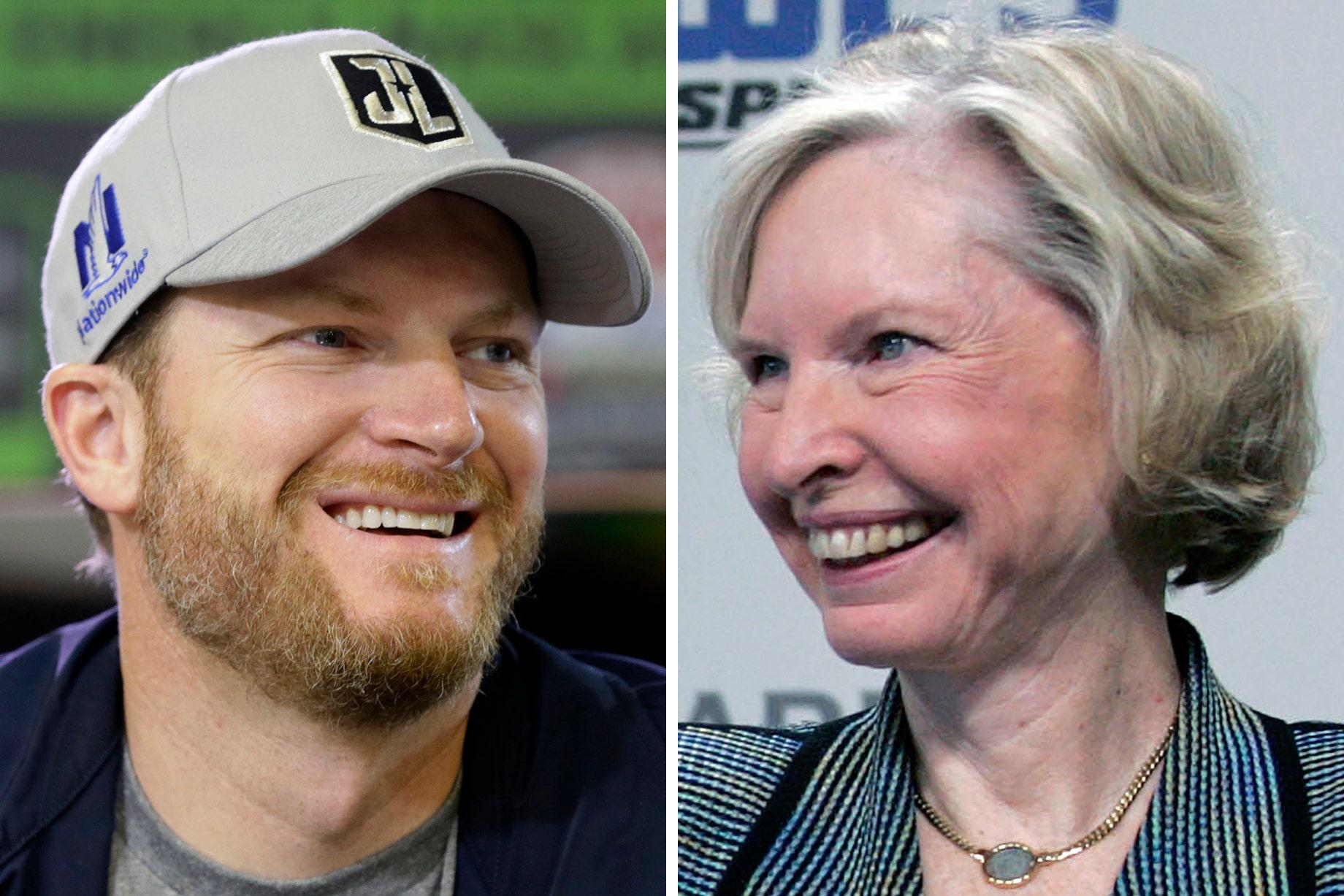 Dale Jr., Janet Guthrie among 2020 NASCAR Hall of Fame nominees