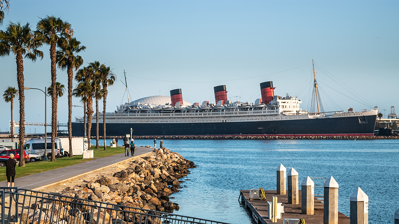 Queen Mary ocean liner may be used as hospital ship as coronavirus cases surge - fox