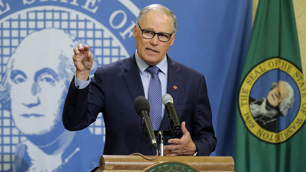 Washington to extend coronavirus stay-at-home order 'based on data and science,' Gov. Inslee says
