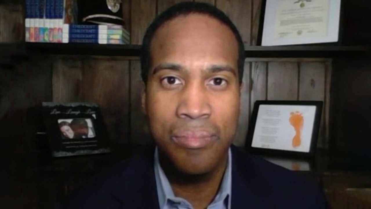 Senate candidate John James: African-Americans in Detroit disproportionately affected by coronavirus - fox