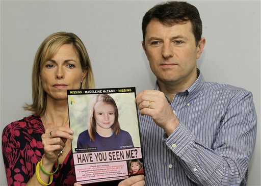 FOX NEWS: Possible suspect identified in Madeleine McCann case