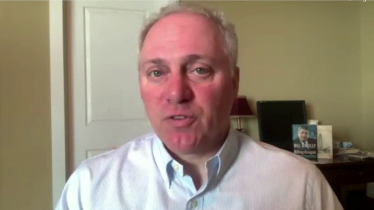 Rep. Scalise urges Dems not to 'play games' with relief bills, says Kennedy Center funding was a 'debacle'