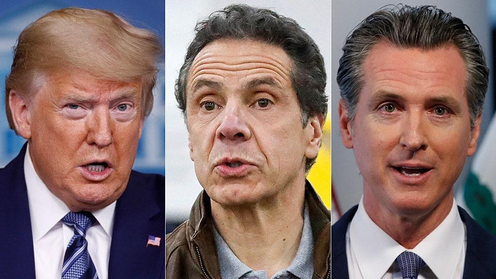 David Avella: Bersatu melawan coronavirus – semua orang Amerika harus rooting untuk Trump, Cuomo, Newsom