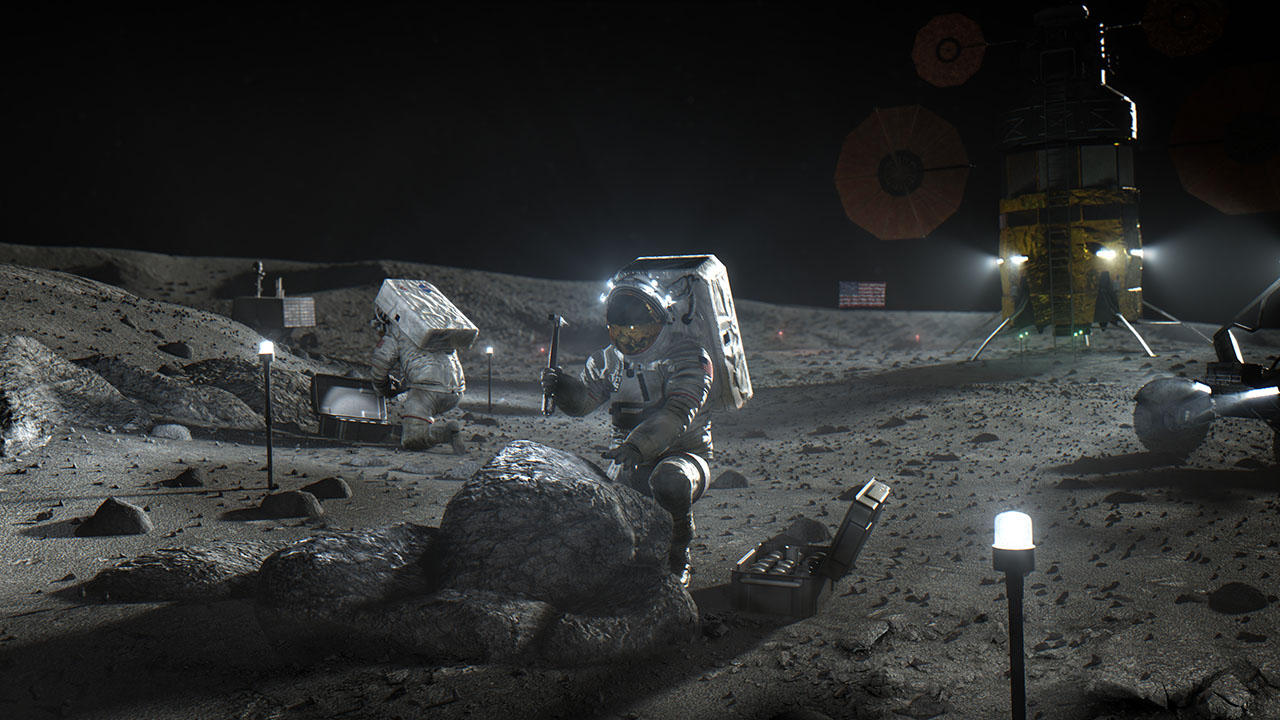 NASA is going to unveil an 'exciting new discovery' about the moon