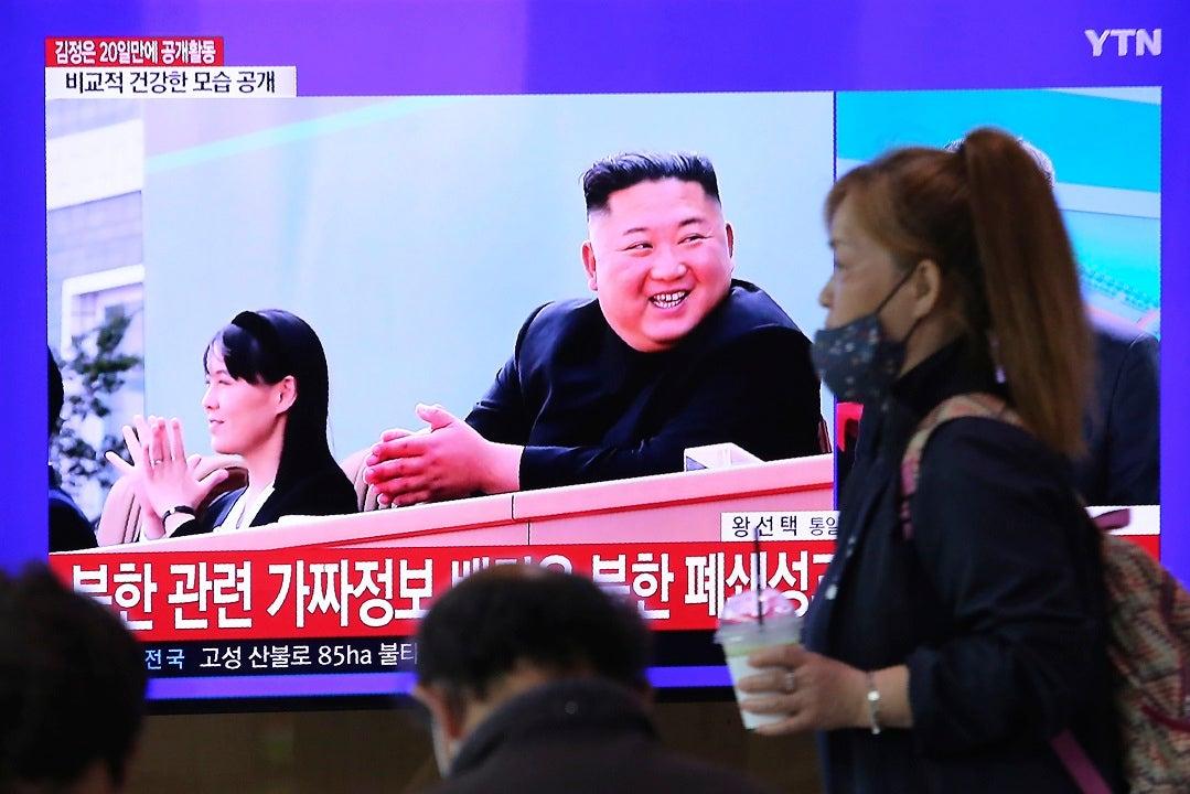 North Korea: Kim Jong Un's bodyguard, head of spy agency replaced