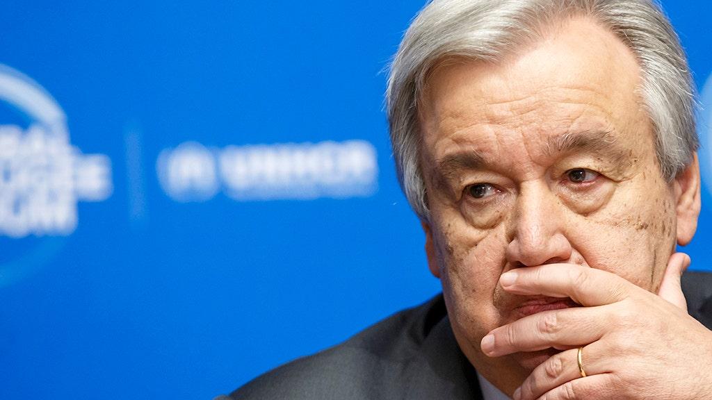UN secretary-general predicts 'historic' hunger in post-coronavirus world