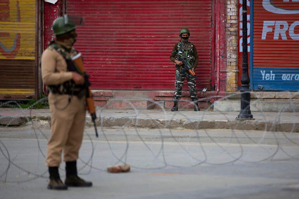 Westlake Legal Group AP20127449120869 India declares major victory after killing top Kashmiri rebel commander Vandana Rambaran fox-news/world/world-regions/pakistan fox-news/world/world-regions/india fox-news/world fox news fnc/world fnc eea5640c-6e8b-5df1-9bbf-4954ce98dc9a article