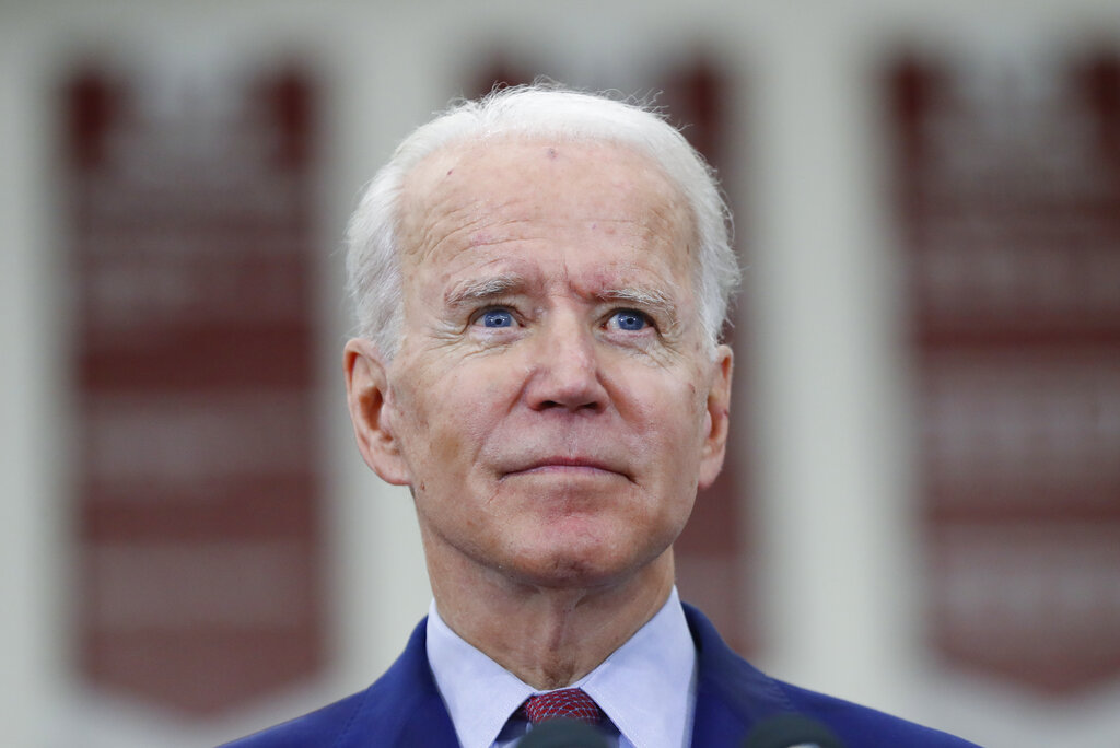 Biden claims '10 to 15 percent' of Americans are 'just not very good people'