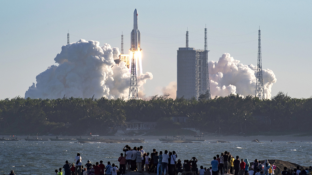 China's loosely regulated rocket debris could be dangerous - and harmful to US industry