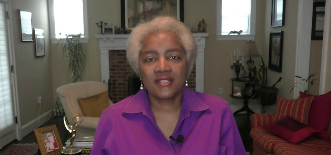 Donna Brazile calls for unity after George Floyd protests turn violent: