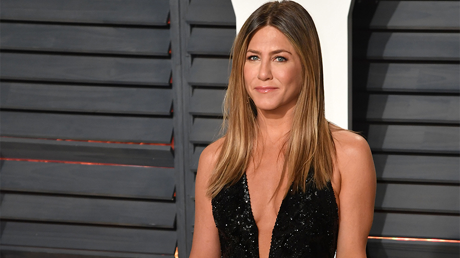 Jennifer Aniston hosts a mini 'Friends reunion during the 2020 Emmy Awards