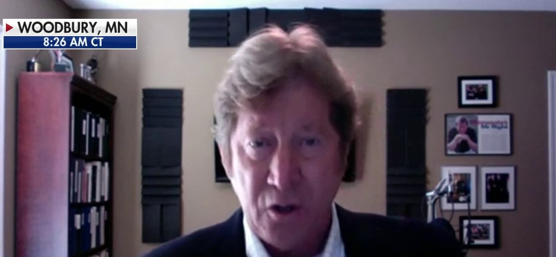 Fmr. MN Congressman Jason Lewis calls for investigation into Democrats