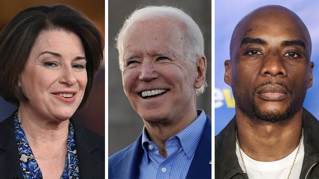 Westlake Legal Group Klobuchar-Biden-thaGod_Getty-AP-Getty Charlamagne tha God dismisses Biden 'lip service,' suggests Klobuchar as VP would hurt black voter turnout Vandana Rambaran fox-news/politics/elections/presidential fox-news/politics/elections/democrats fox-news/politics/elections/campaigning fox-news/person/joe-biden fox-news/person/amy-klobuchar fox-news/media fox news fnc/media fnc d30ffc19-754b-5276-9f87-44e9ae8cd884 article