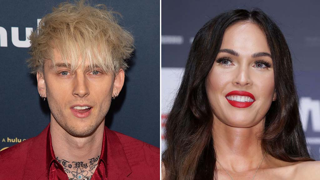 Machine Gun Kelly reveals Megan Fox is the...