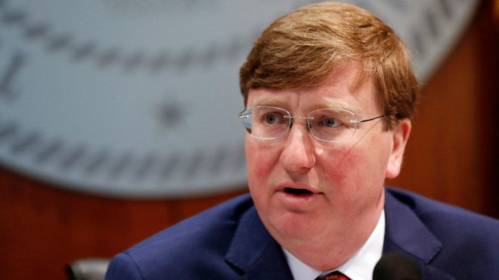 Mississippi governor signs bill banning transgender athletes from female sports