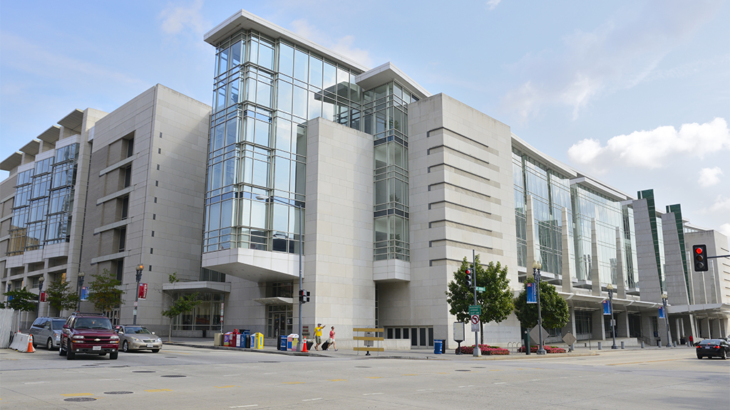 DC convention center has not treated a single coronavirus patient after preparing for worst-case scenario