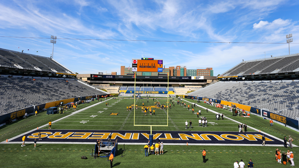 West Virginia University football coach Vic Koenning is on leave