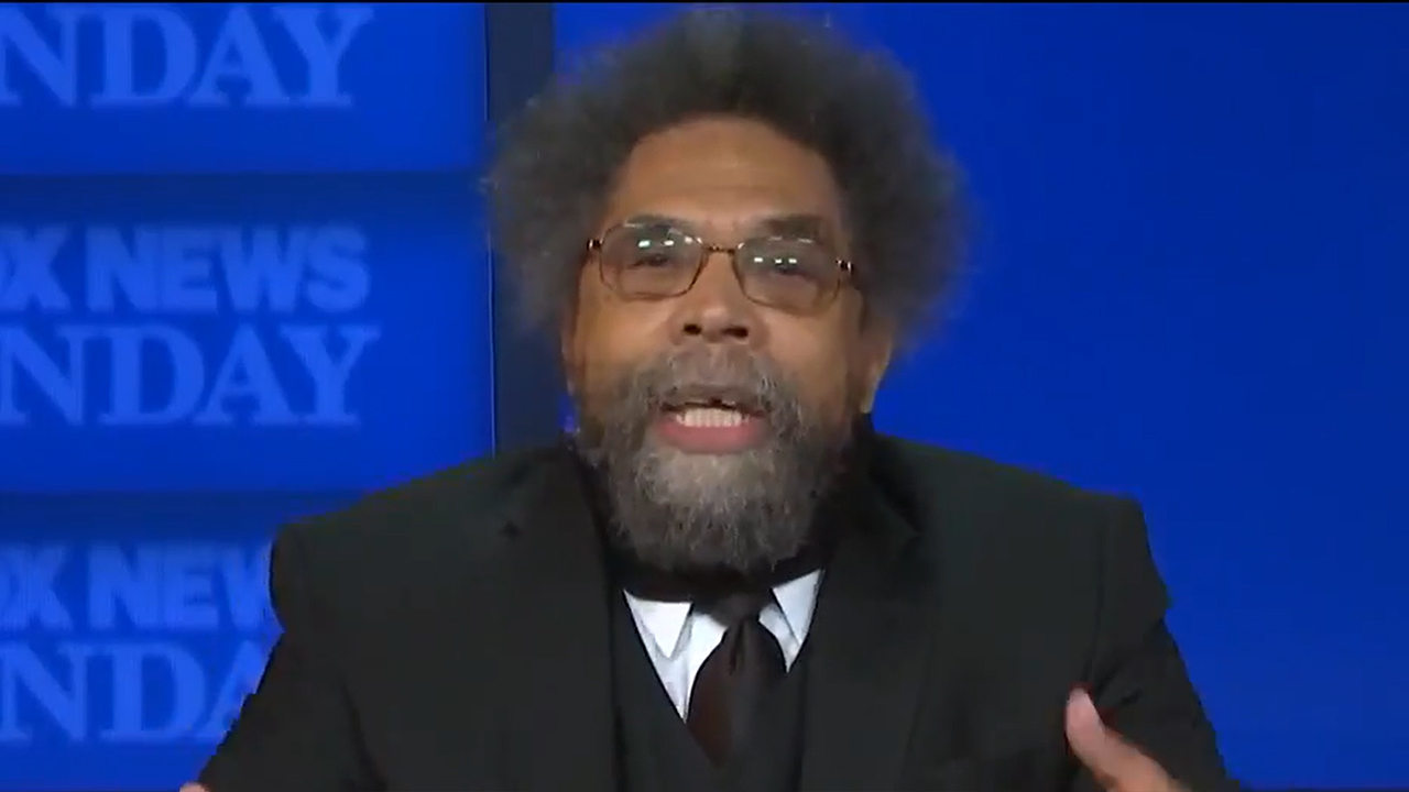 Westlake Legal Group West-dr Dr. Cornel West weighs in on the state of race in America amid riots over Floyd death Talia Kaplan fox-news/topic/fox-news-flash fox-news/shows/fox-news-sunday fox-news/person/george-floyd fox news fnc/media fnc article 2e307109-6233-56b3-88fe-172bd9f8d63f