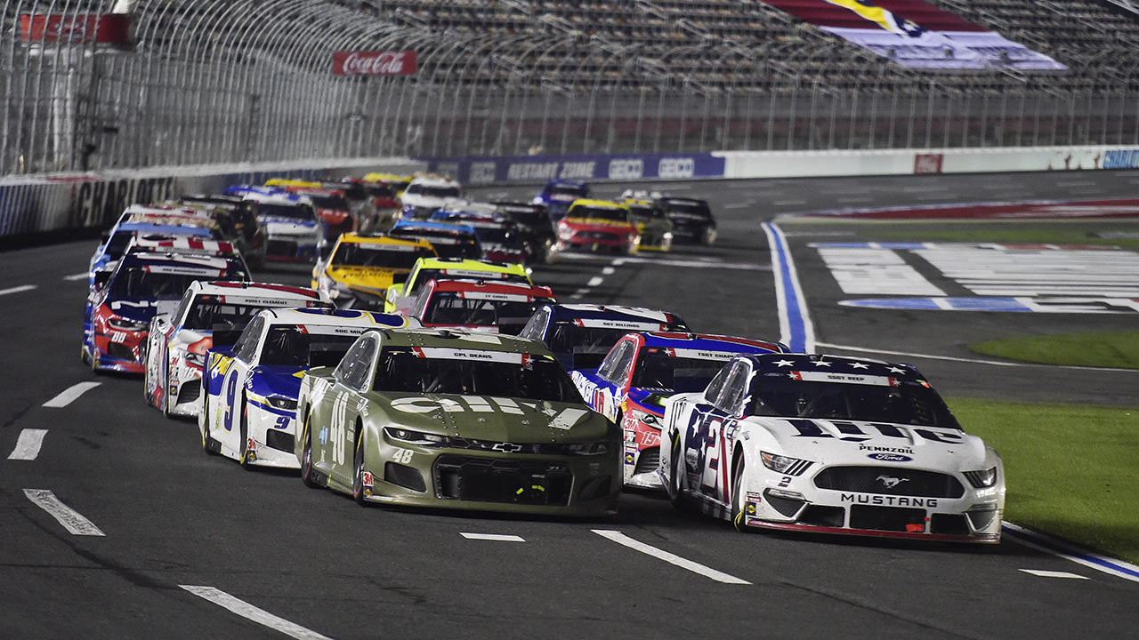 Jimmie Johnson disqualified from second-place Coca-Cola 600 finish after car fails post-race inspection