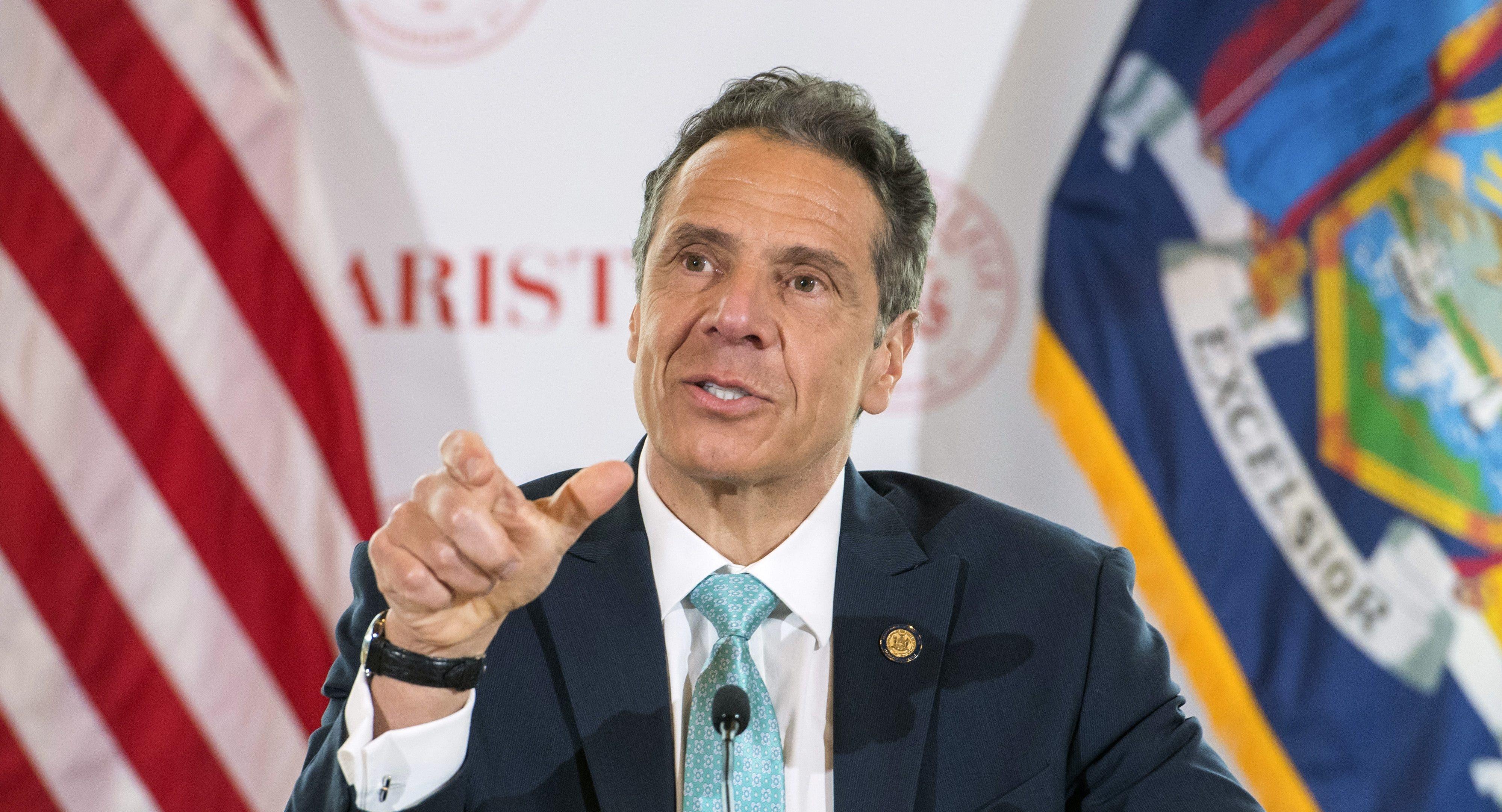 Cuomo calls NYC protests 'counterproductive' to slowing coronavirus spread