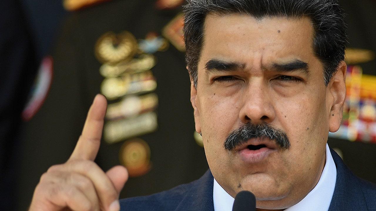 Westlake Legal Group f57c0d18-image White House labels Venezuela's Maduro cocaine 'kingpin' over alleged drug trafficking ties fox-news/us/crime/drugs fox-news/topic/venezuelan-political-crisis fox-news/politics/executive/white-house fox-news/person/donald-trump fox news fnc/politics fnc Caitlin McFall article 7e53358b-e569-5910-94bf-68ebaf574784
