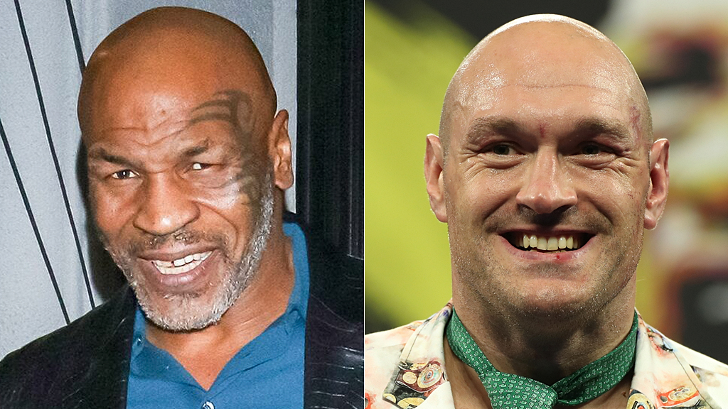 Tyson Fury Claims Mike Tyson Wanted £500m In Comeback Match Against Him