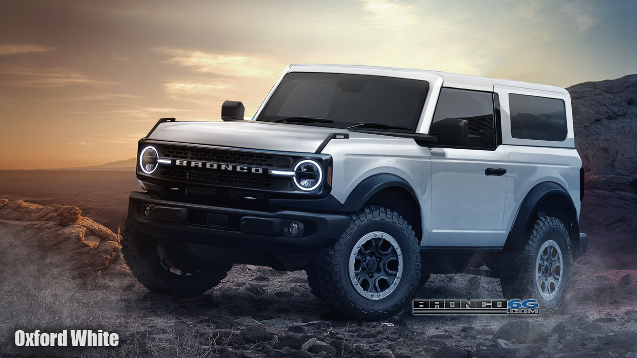 Here's when the 2021 Ford Bronco will be officially revealed