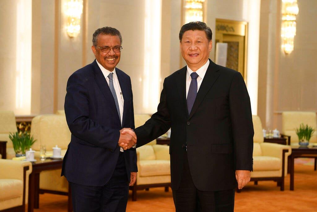 WHO gửi nhóm đến Trung Quốc để thiết lập điều tra về nguồn gốc COVID-19: báo cáo