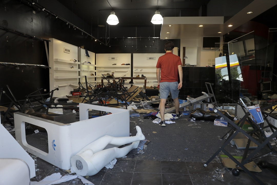Missouri AG says all St. Louis those arrested for looting, rioting have been released: