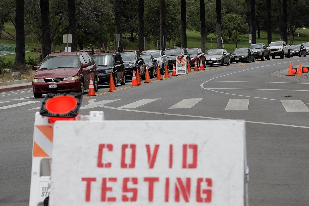 LA County warns coronavirus case spike is